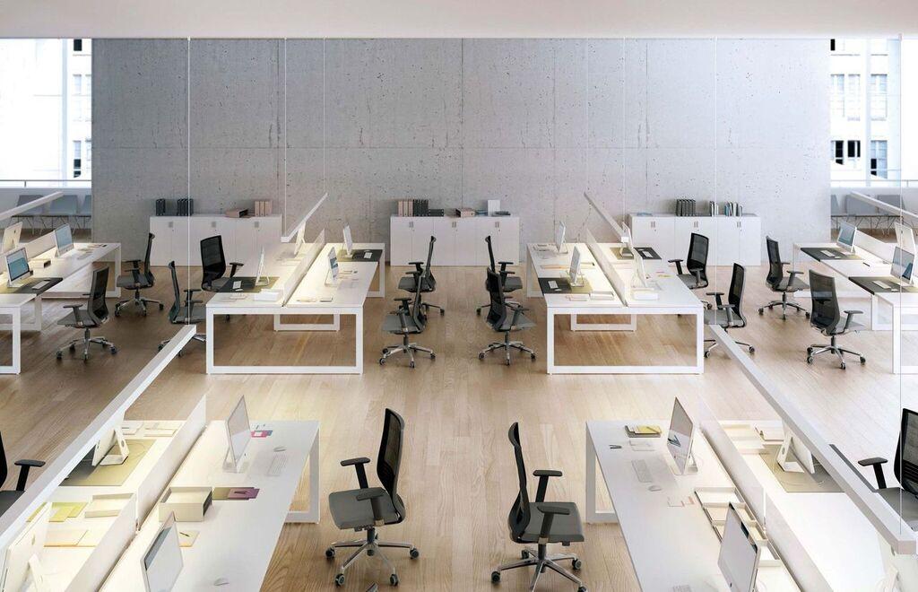 mobiliario de oficina de diseño