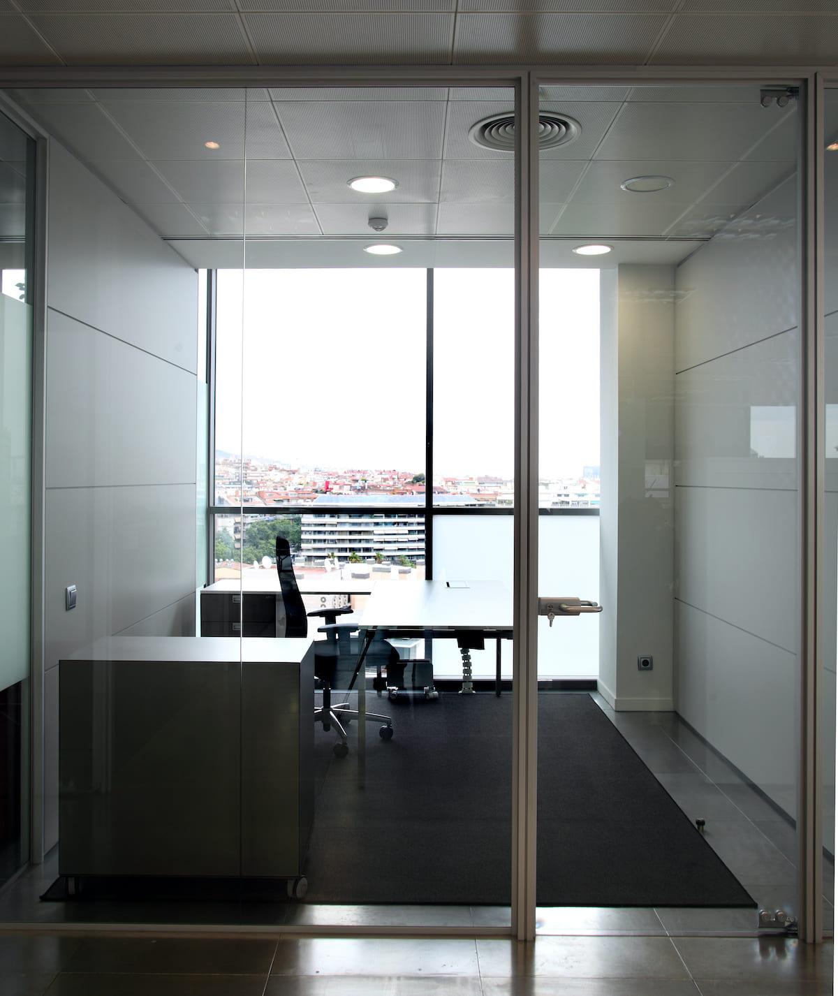 arquitectura espacios de trabajo