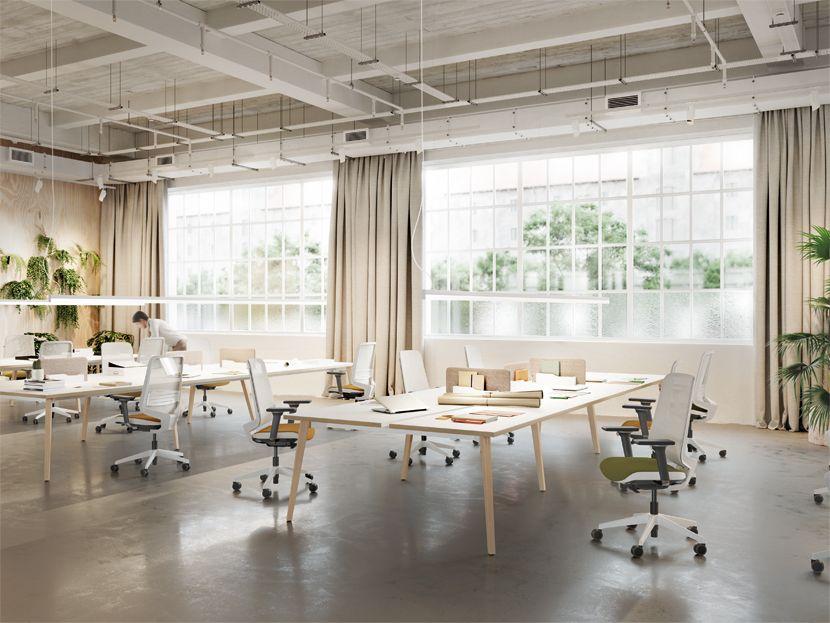 mobiliario para oficina arquitectos