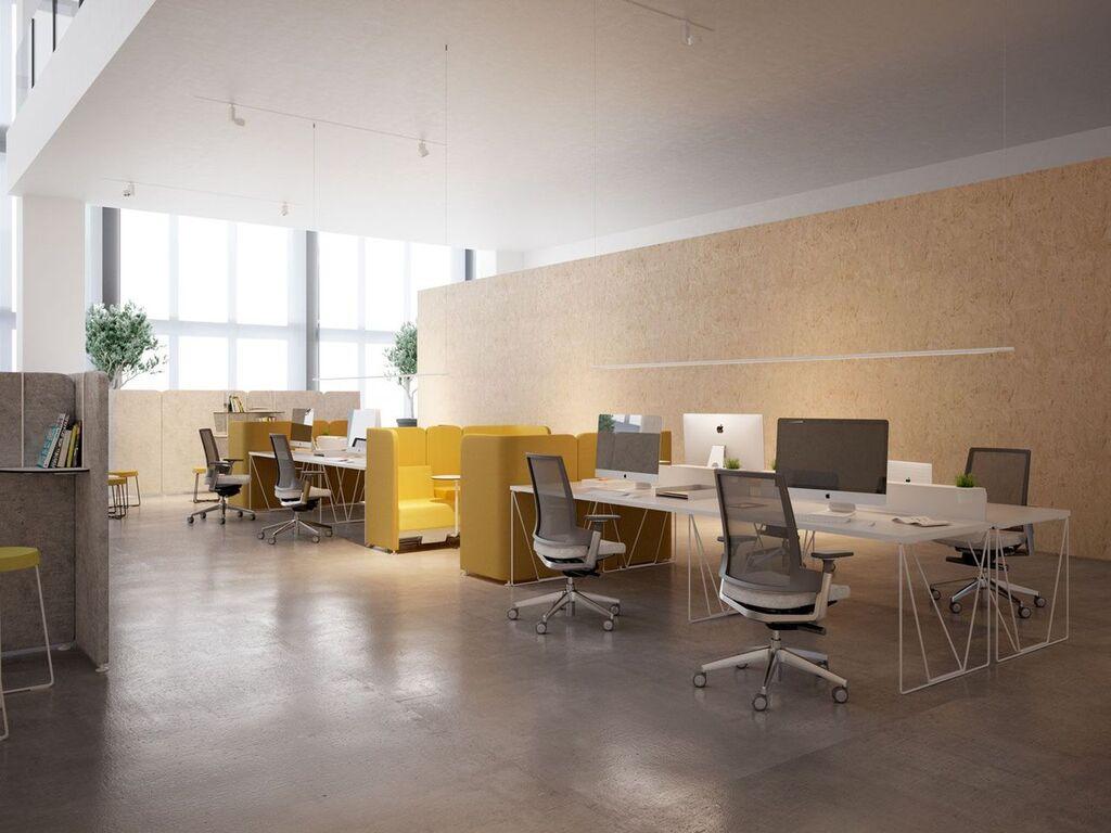 Equipamiento mobiliario oficina