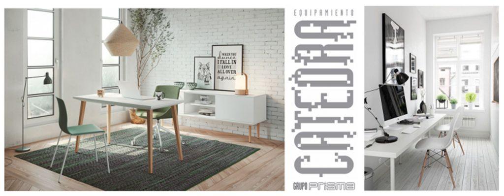 muebles y mobiliarios teletrabajo